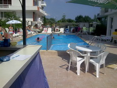 Pictures from Complex Azzuro in Sunny Beach