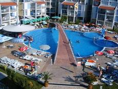 Елит 2 - снимка на басейните от високо