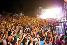 Слънчев Бряг - Club Cacao Beach в разгара на купона