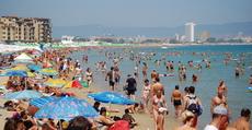 Плаж на Слънчев Бряг