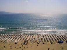 Слънчев Бряг - морето